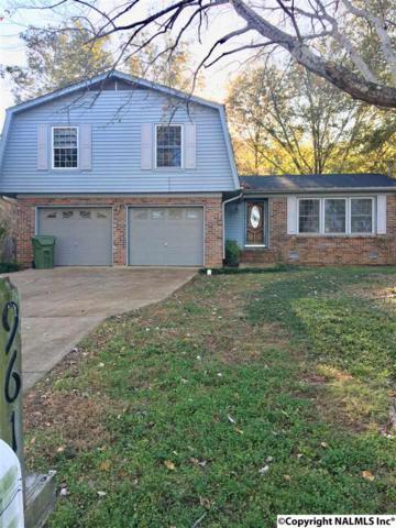 9612 Dortmund Drive, Huntsville, AL 35803 (MLS #1082641) :: Amanda Howard Real Estate™