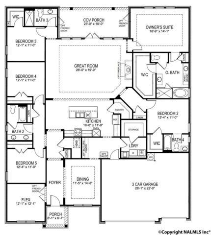 20 Regia Drive, Huntsville, AL 35824 (MLS #1082672) :: Amanda Howard Real Estate™