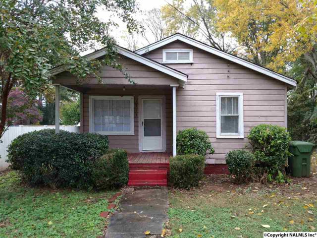 1313 Humes Avenue, Huntsville, AL 35801 (MLS #1082695) :: Amanda Howard Real Estate™