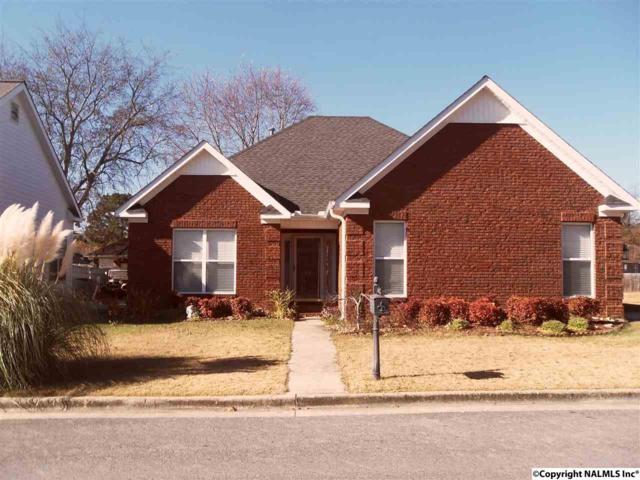 917 Tracey Lane, Decatur, AL 35601 (MLS #1082967) :: Amanda Howard Real Estate™