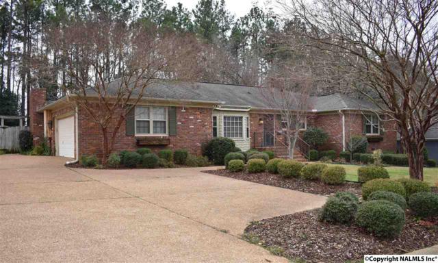 111 Teakwood Drive, Huntsville, AL 35801 (MLS #1083244) :: Amanda Howard Real Estate™