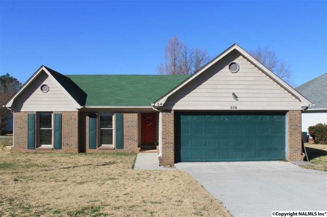 206 Albany Drive, Huntsville, AL 35811 (MLS #1083255) :: Intero Real Estate Services Huntsville