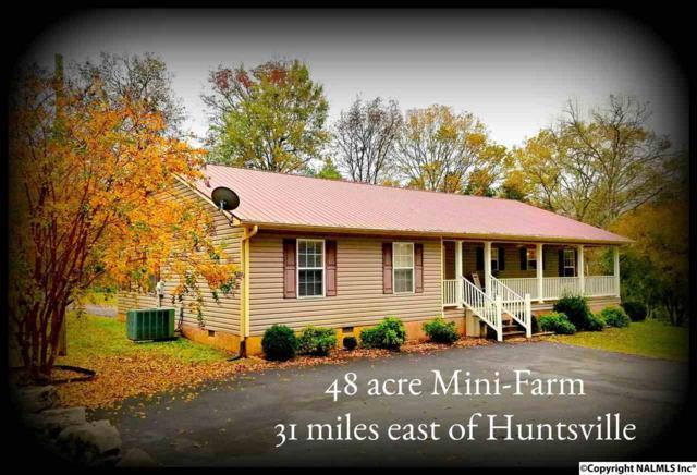 474 County Road 80, Woodville, AL 35776 (MLS #1083620) :: Amanda Howard Real Estate™