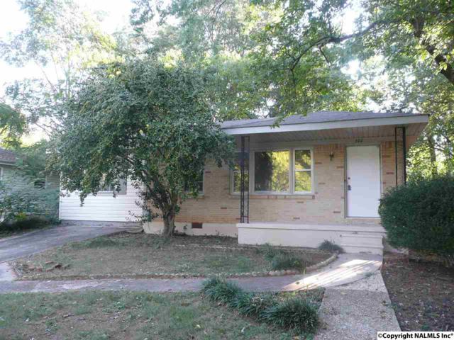 502 Warner Street, Huntsville, AL 35805 (MLS #1083735) :: Amanda Howard Real Estate™