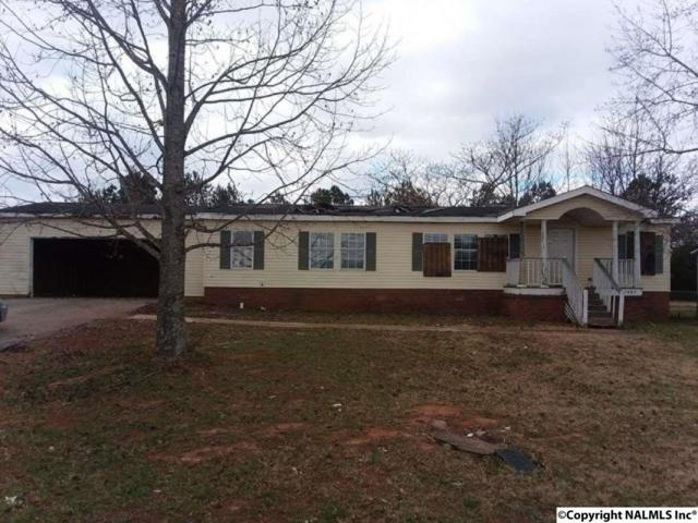 1087 Steger Road, Meridianville, AL 35759 (MLS #1083842) :: RE/MAX Distinctive | Lowrey Team