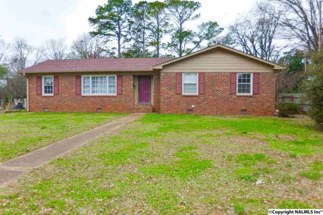 809 13TH AVENUE, Decatur, AL 35601 (MLS #1084502) :: Amanda Howard Real Estate™