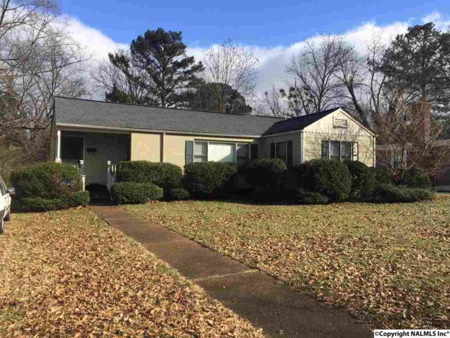2327 Gallatin Street, Huntsville, AL 35801 (MLS #1085149) :: Capstone Realty