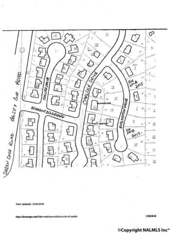 2013 Burlington Drive, Huntsville, AL 35803 (MLS #1085280) :: RE/MAX Distinctive | Lowrey Team