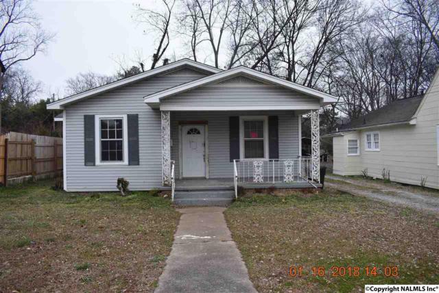 711 Slack Street, Gadsden, AL 35901 (MLS #1085340) :: Amanda Howard Real Estate™