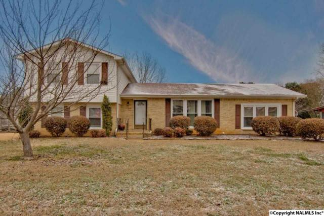 7702 Logan Drive, Huntsville, AL 35802 (MLS #1085344) :: Capstone Realty
