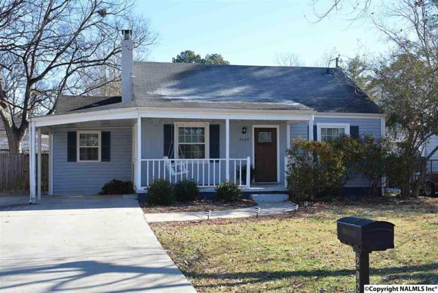 2029 Princeton Blvd, Huntsville, AL 35801 (MLS #1085393) :: Capstone Realty