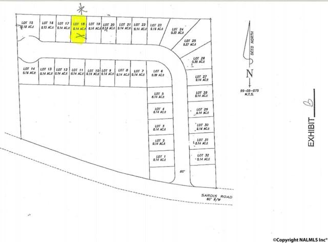 LOT 18 Village Lane, Boaz, AL 35956 (MLS #1085483) :: RE/MAX Alliance