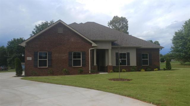 107 Harvest Hill Court, Harvest, AL 35749 (MLS #1085513) :: Intero Real Estate Services Huntsville