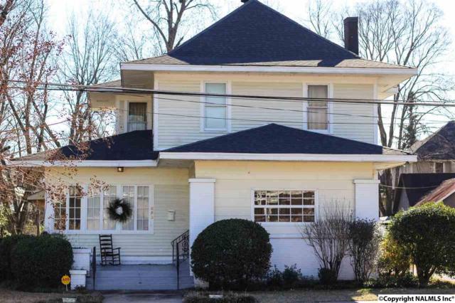 850 Walnut Street, Gadsden, AL 35901 (MLS #1085578) :: Amanda Howard Real Estate™