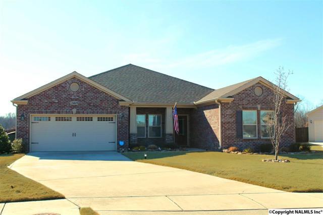 2469 Belltown Drive, Huntsville, AL 35803 (MLS #1085989) :: Amanda Howard Real Estate™