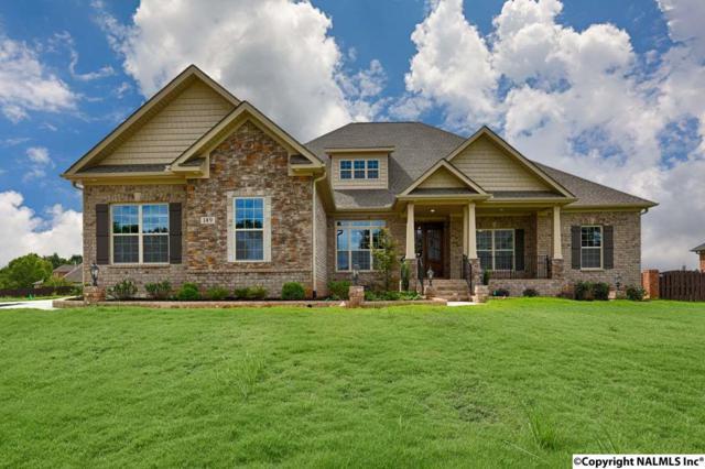 120 Forest Ridge Drive, Huntsville, AL 35806 (MLS #1086021) :: RE/MAX Alliance