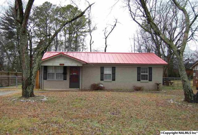 1077 Seminary Street, Moulton, AL 35650 (MLS #1086934) :: Amanda Howard Real Estate™