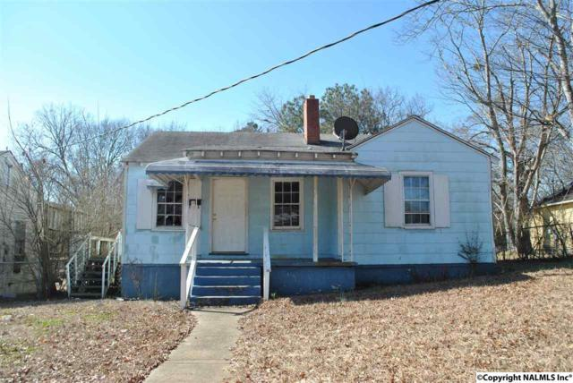 1343 Stillman Avenue, Gadsden, AL 35903 (MLS #1086977) :: RE/MAX Alliance