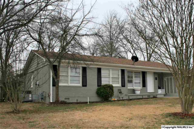 3807 Harwood Avenue, Huntsville, AL 35805 (MLS #1086988) :: Legend Realty