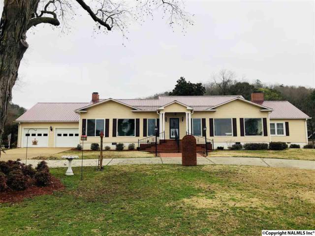 1705 Sunset Drive, Guntersville, AL 35976 (MLS #1087204) :: Amanda Howard Real Estate™
