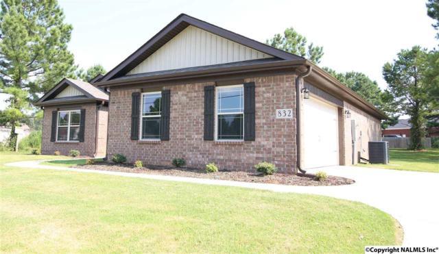 181 Lexi Lane, Meridianville, AL 35759 (MLS #1087246) :: Amanda Howard Real Estate™