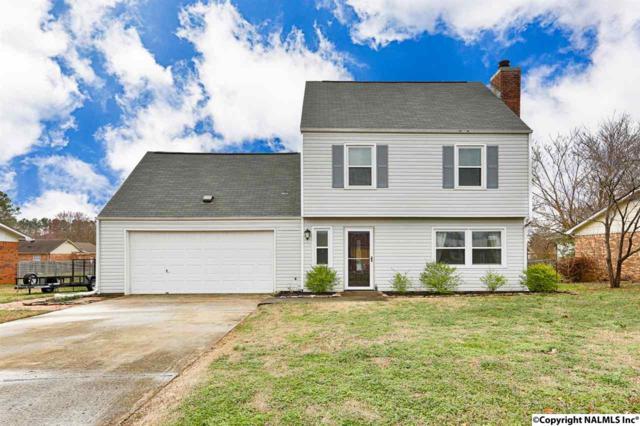 2219 Villaret Drive, Huntsville, AL 35803 (MLS #1087326) :: Amanda Howard Real Estate™