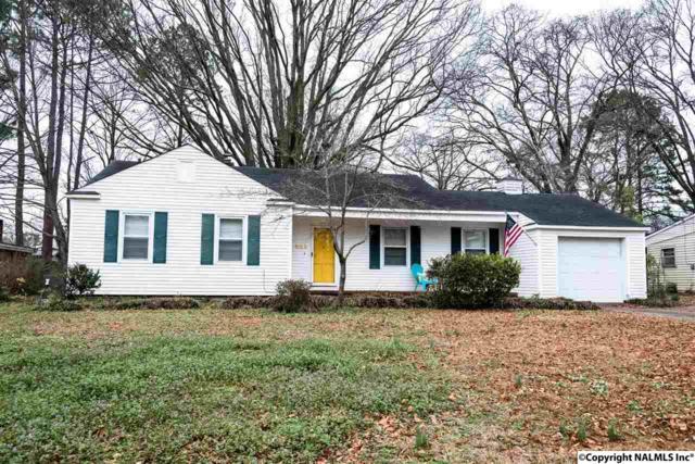 803 13TH AVENUE, Decatur, AL 35601 (MLS #1087380) :: Amanda Howard Real Estate™