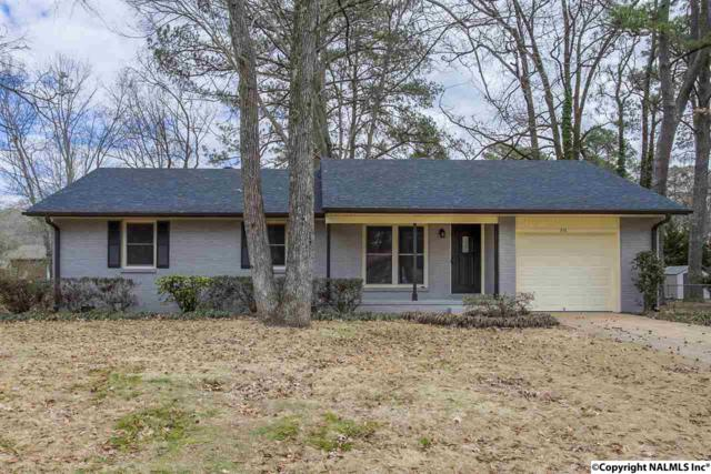 510 Jeffery Drive, Huntsville, AL 35806 (MLS #1087655) :: Intero Real Estate Services Huntsville