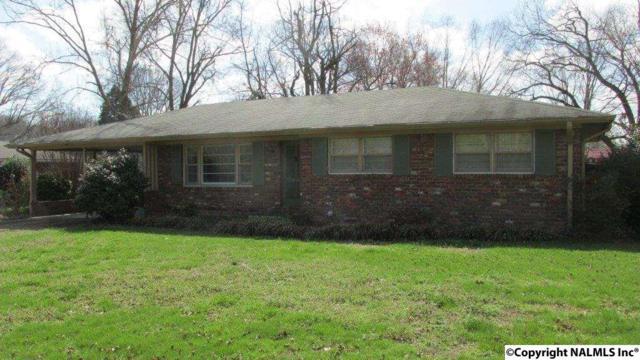 511 Sunset Avenue, Albertville, AL 35950 (MLS #1087753) :: Intero Real Estate Services Huntsville