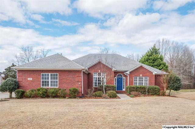 124 Hedgestone Drive, Huntsville, AL 35806 (MLS #1087760) :: Legend Realty