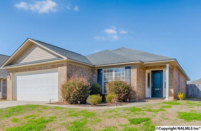 2616 Slate Drive, Huntsville, AL 35803 (MLS #1087955) :: Amanda Howard Real Estate™