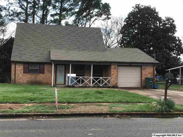 3811 Jamestown Drive, Huntsville, AL 35810 (MLS #1088042) :: Intero Real Estate Services Huntsville
