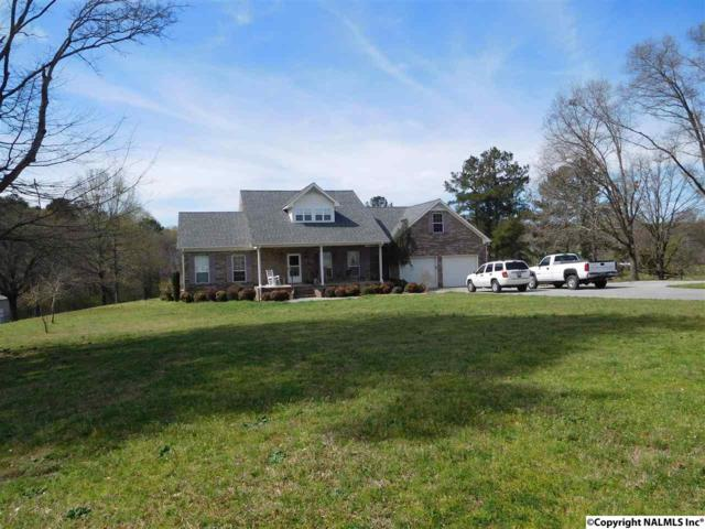 805 County Road 414, Centre, AL 35960 (MLS #1088153) :: Amanda Howard Real Estate™