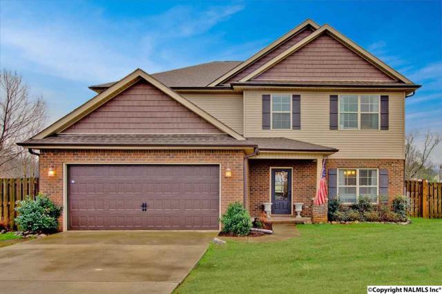 1502 Crown Pointe Drive, Hartselle, AL 35640 (MLS #1088635) :: Amanda Howard Real Estate™