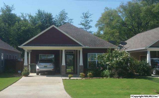 1108 Rison Avenue, Huntsville, AL 35801 (MLS #1088918) :: Amanda Howard Real Estate™