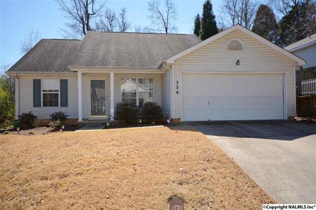 326 Harvestwood Court, Madison, AL 35758 (MLS #1088921) :: Amanda Howard Real Estate™