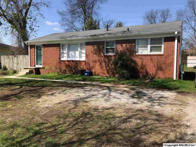 1319 Oakwood Avenue, Huntsville, AL 35811 (MLS #1088971) :: RE/MAX Alliance