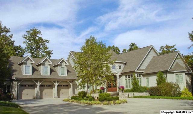 492 E Panorama Way, Guntersville, AL 35976 (MLS #1089077) :: Legend Realty