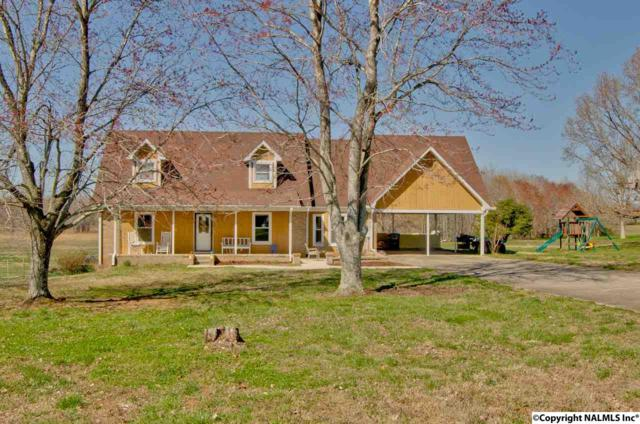 660 Hunter Road, Hazel Green, AL 35750 (MLS #1089199) :: RE/MAX Distinctive | Lowrey Team