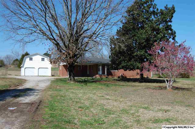 3495 Hawk Pride Mountain Road, Tuscumbia, AL 35674 (MLS #1089361) :: Amanda Howard Real Estate™