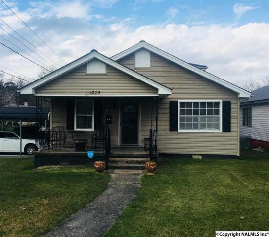 1210 Windsor Street, Gadsden, AL 35903 (MLS #1089379) :: RE/MAX Alliance