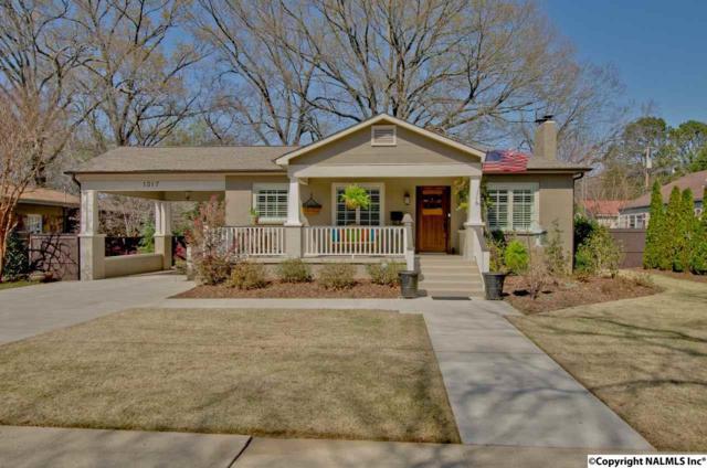 1317 Clinton Avenue, Huntsville, AL 35801 (MLS #1089468) :: Intero Real Estate Services Huntsville