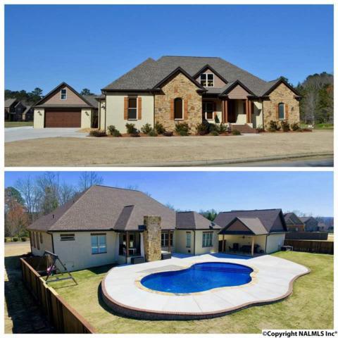 34 Clairvaux Drive, Gadsden, AL 35901 (MLS #1089500) :: Amanda Howard Real Estate™