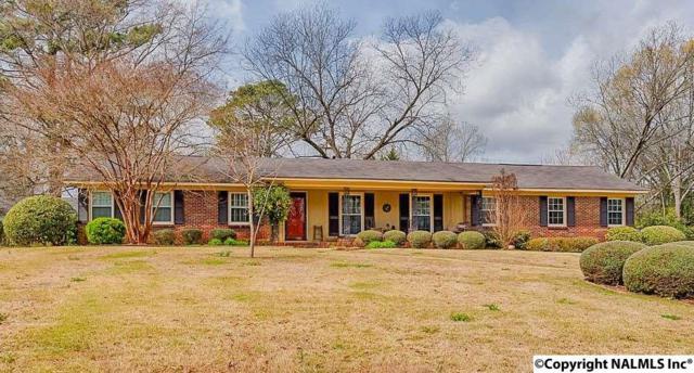 2307 Quince Drive, Decatur, AL 35601 (MLS #1089511) :: Amanda Howard Real Estate™