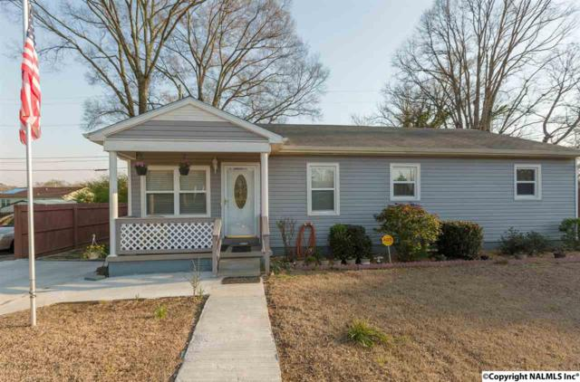 2417 Moore Avenue, Huntsville, AL 35816 (MLS #1089568) :: Amanda Howard Real Estate™