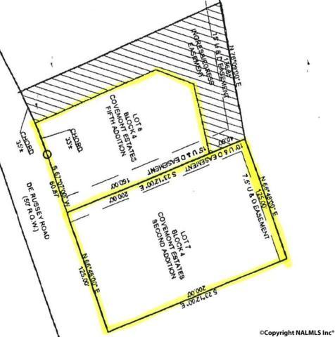 Derussey Road, Huntsville, AL 35801 (MLS #1089573) :: Intero Real Estate Services Huntsville