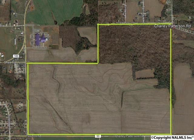 0 Charley Patterson Road, Meridianville, AL 35759 (MLS #1089721) :: Intero Real Estate Services Huntsville