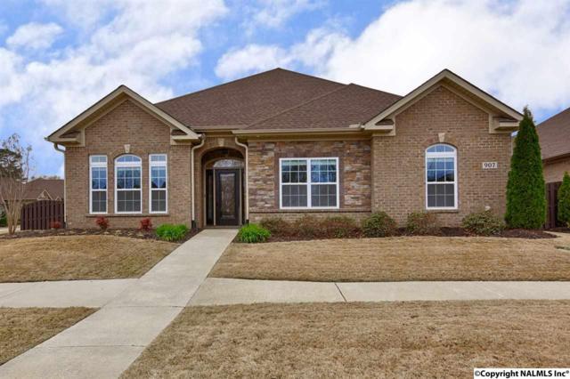907 Binding Branch, Huntsville, AL 35806 (MLS #1089742) :: Intero Real Estate Services Huntsville