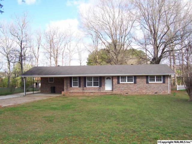 1603 Delwood Circle, Scottsboro, AL 35769 (MLS #1089788) :: RE/MAX Alliance
