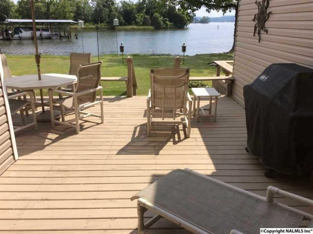 38 Riverbend Circle, Guntersville, AL 35976 (MLS #1090043) :: Capstone Realty